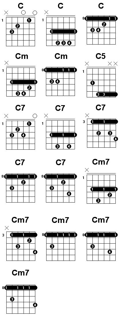partition guitare pour les nuls